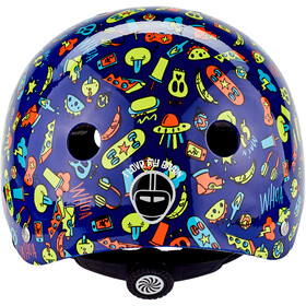 Nutcase Little Nutty Street Casco Niños, cool kid